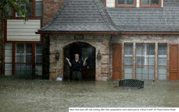 Dry Out A Flooded Home